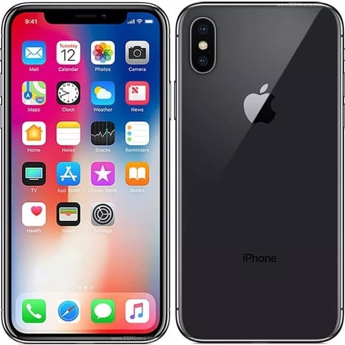 Apple Iphone X 64GB Grey International BNIB