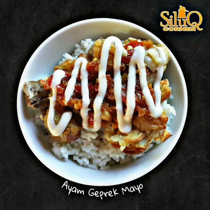 Ayam Geprek Mayo