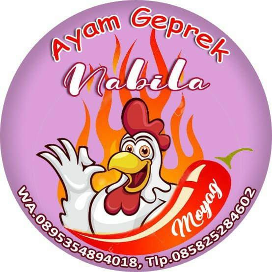 Ayam Geprek Nabila