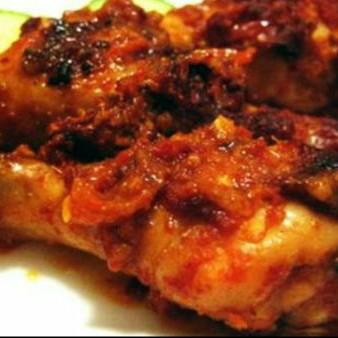 Ayam Panggang Paha