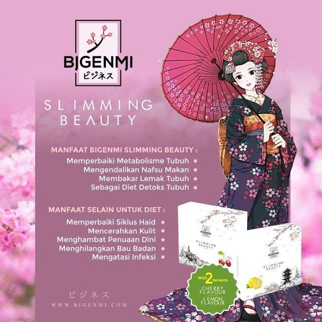 Bigenmi Slimming Beauty