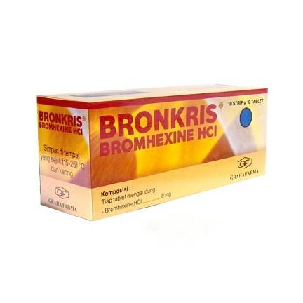 Bronkis Atau Bromhexin