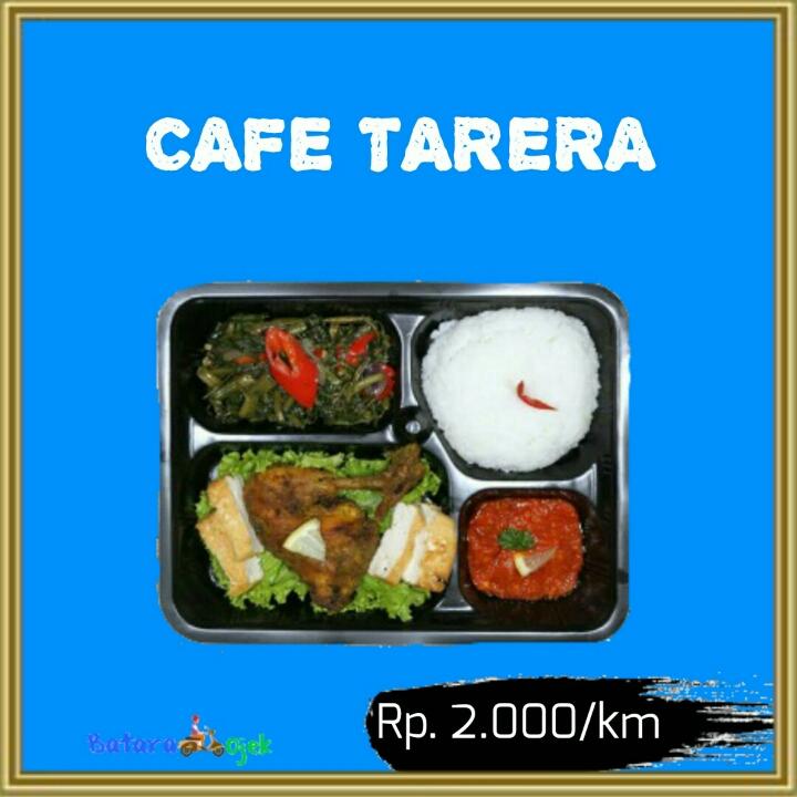 CAFE TARERA Jalan Taman Remaja