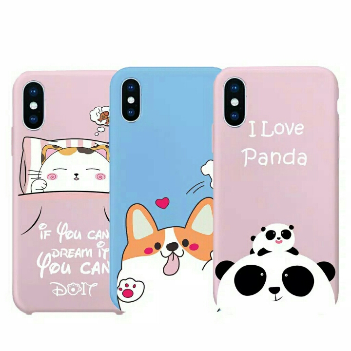 CASE EDITION BONEKA CEWE