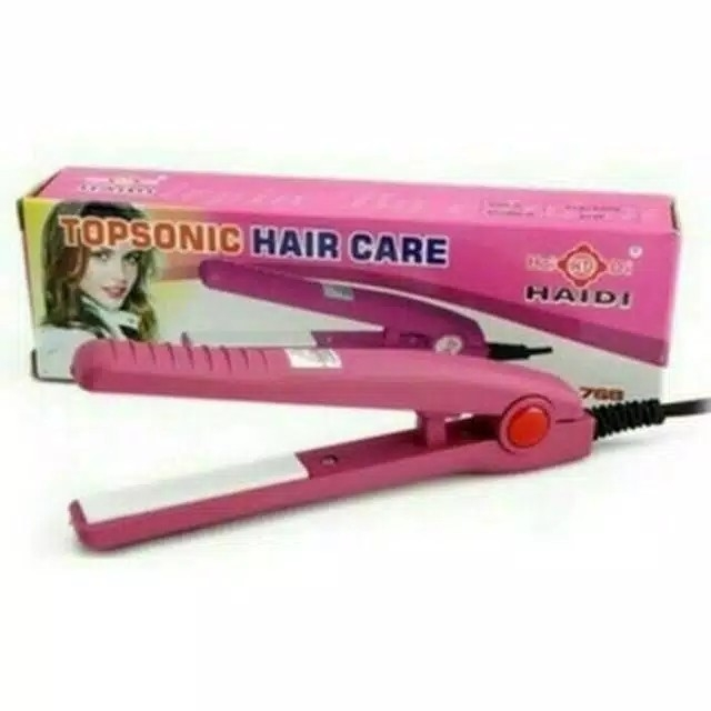 CATOK MINI  HAIR CARE TOPSONIC HAIDI HD-768