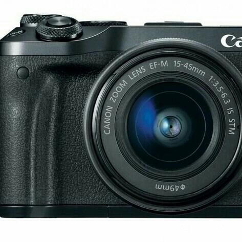 Canon EOS M6 2