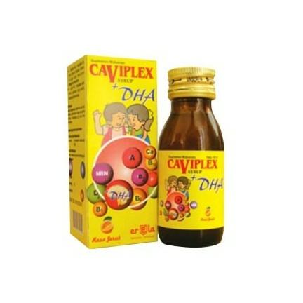Caviplex Plus DHA Syrup