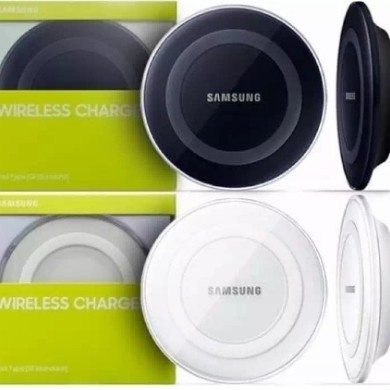 Charger Wireless Smartphone - Qi Pad Samsung Vivo Oppo LG Xiaomi Asus 2