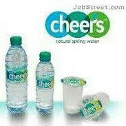Cheers Air Mineral 600ml