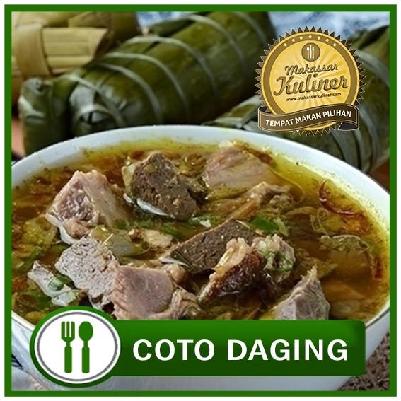 Coto Daging Plus Nasi