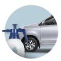Cuci Mobil Reguler-Mtode Pencucian Minim Air