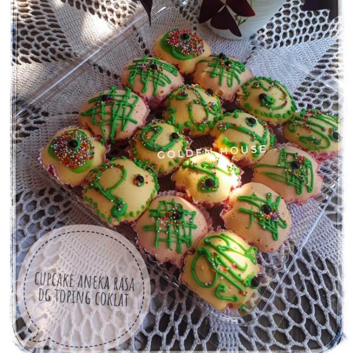 Cupcake Kukus Aneka Rasa Per Pcs