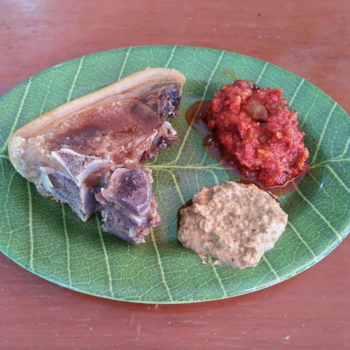 Daging Babi Goreng