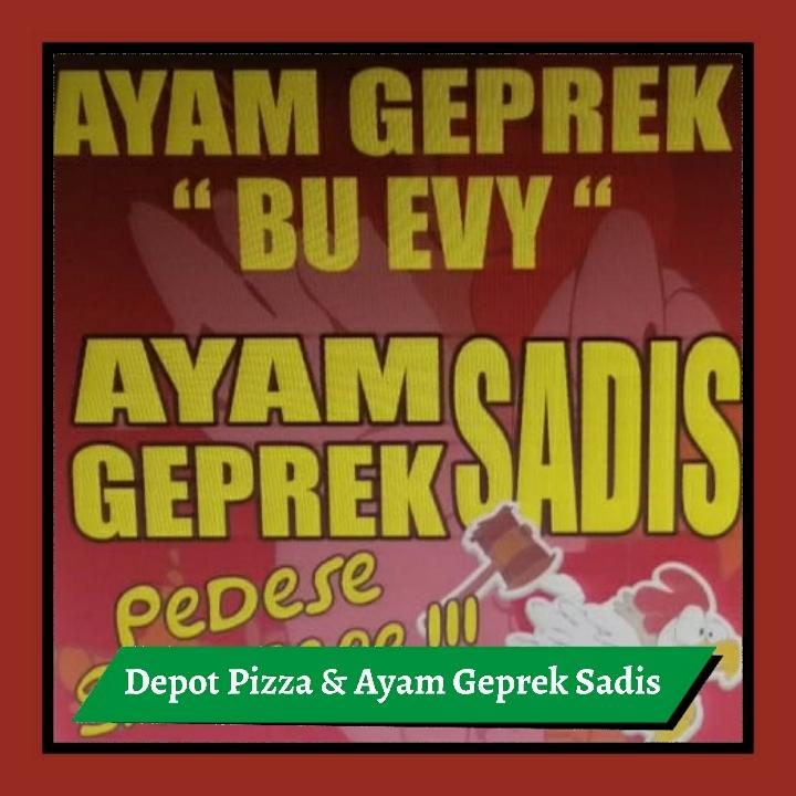 Depot Pizza dan Ayam Geprek Sadis
