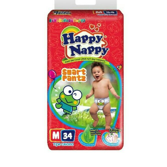 Happy Nappy M34