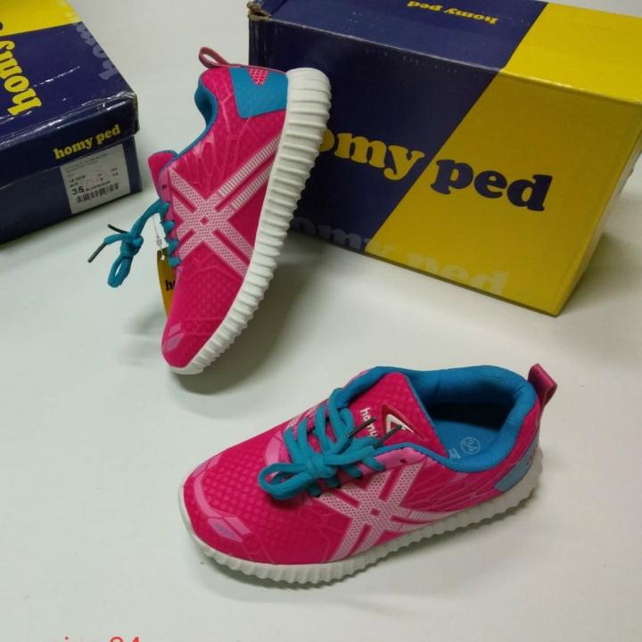 Homy Ped Sepatu Anak Perempuan 01