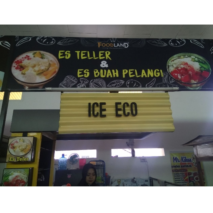 Ice Eco - Foodland