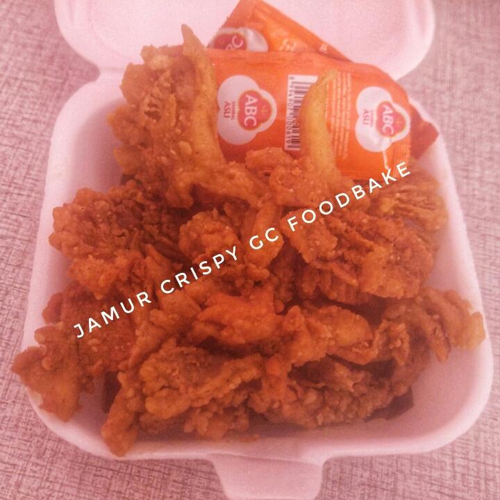 Jamur Crispy GC Foodbake