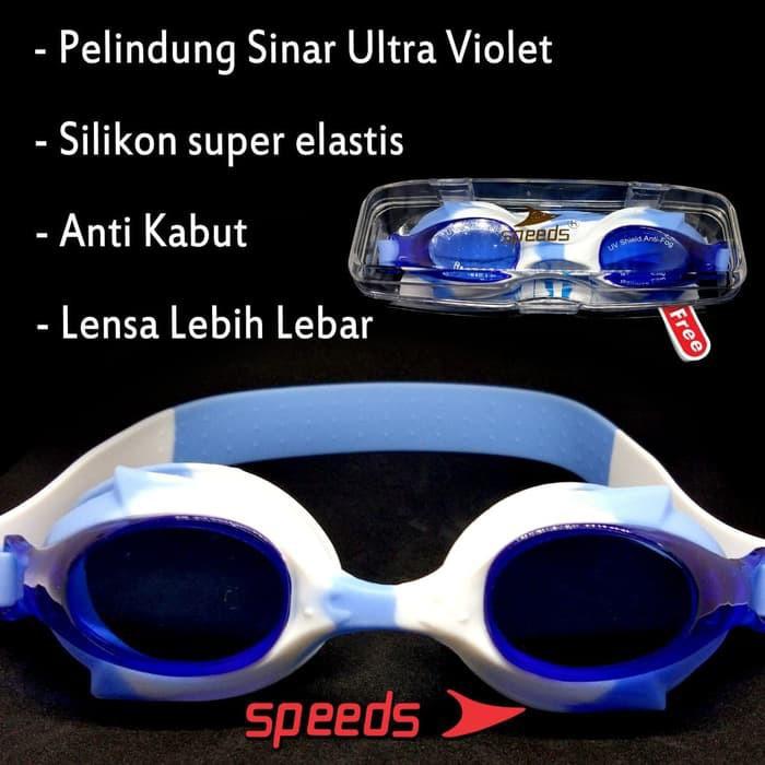 Kacamata Renang Anak Speeds