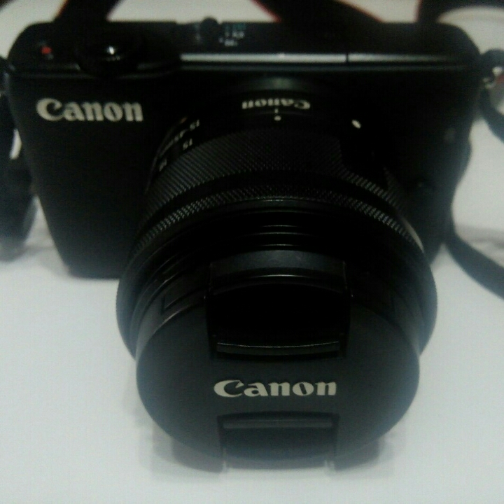 Kamera mirrorless Canon Eos M10 Black