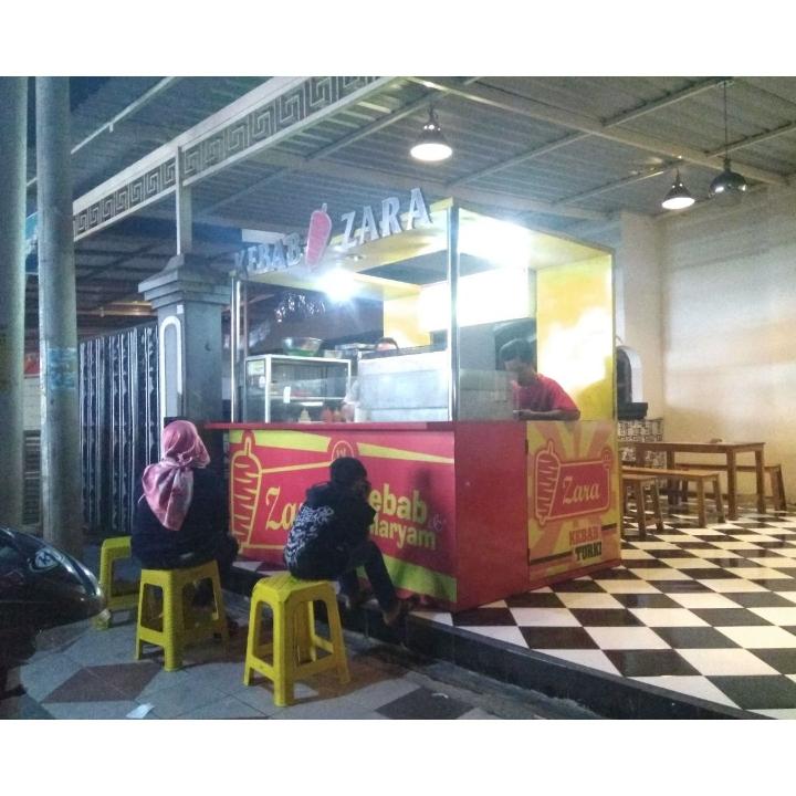 Kebab Zara - Jl Abu Bakar
