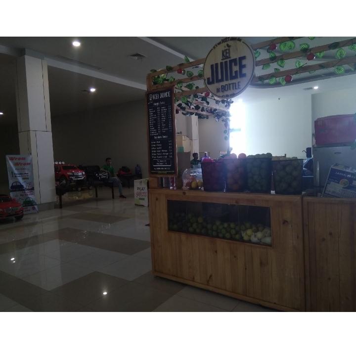 Kei juice - Gm Plaza