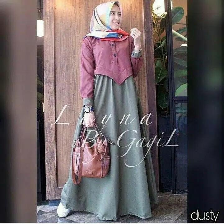 LAYNA Maxi Dress  2