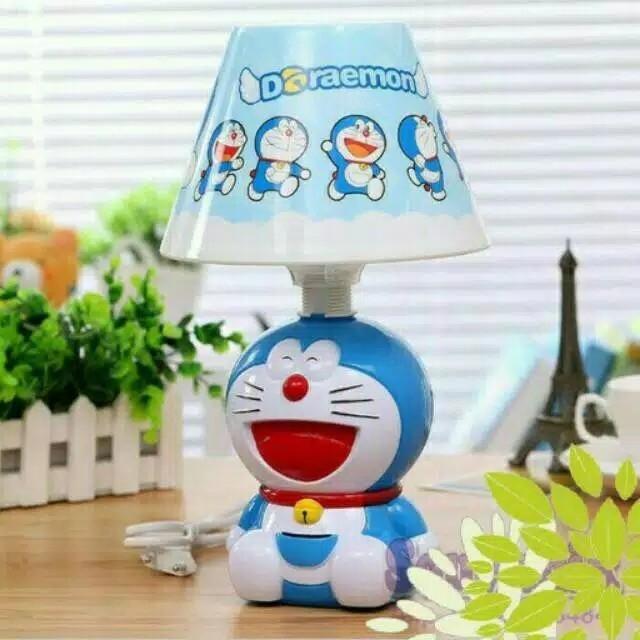 Lampu tidur MH 9055 Hello Kitty Doraemon Keropi Keroppi