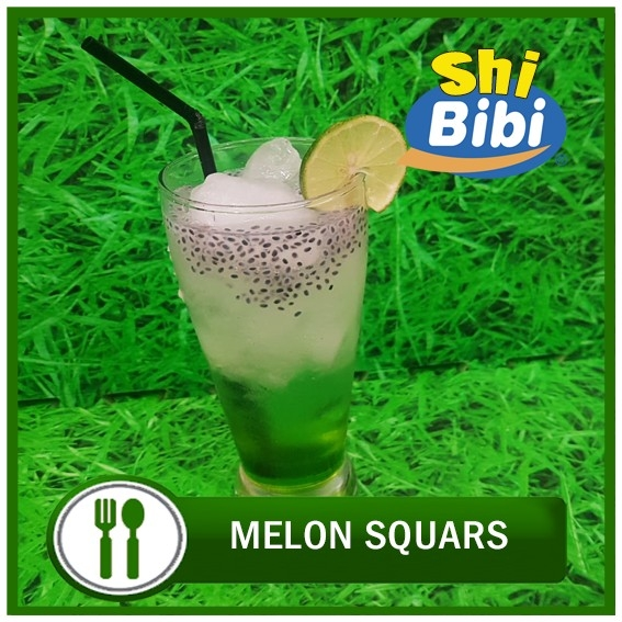 Melon Squars