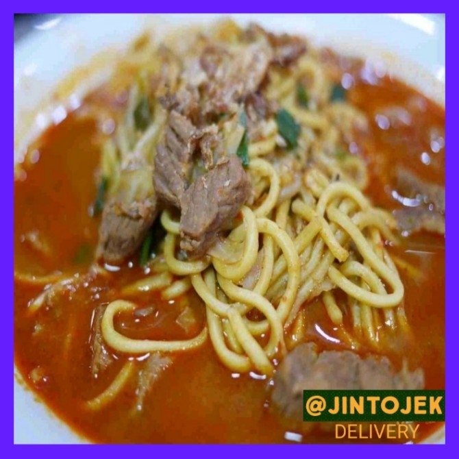 Mie Arang Daging