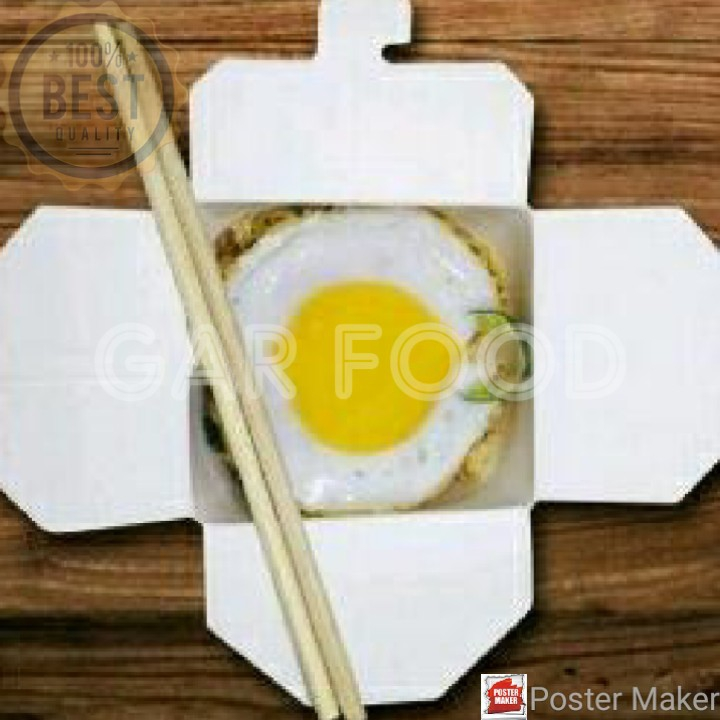 Mie Goreng Telur Bebek