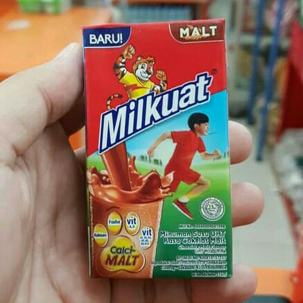 Milkuat UHT Coklat Malt 115 Ml