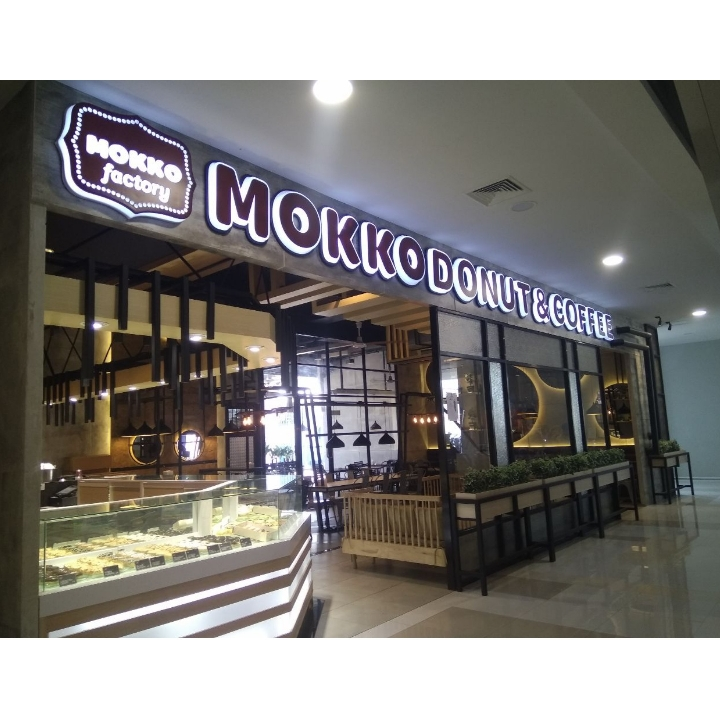 Mokko factory - Gm Plaza