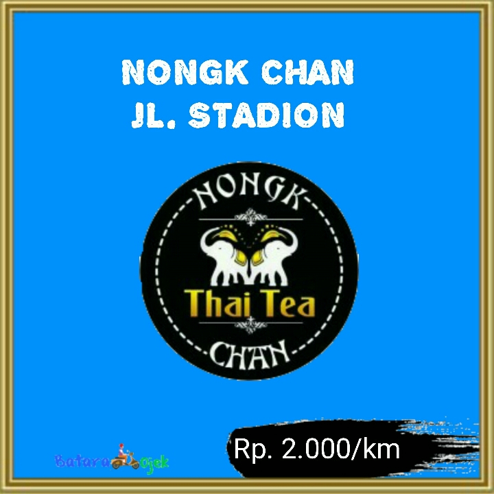 NONGK CHAN THAI TEA Sbrg Taman Lampion Stadion