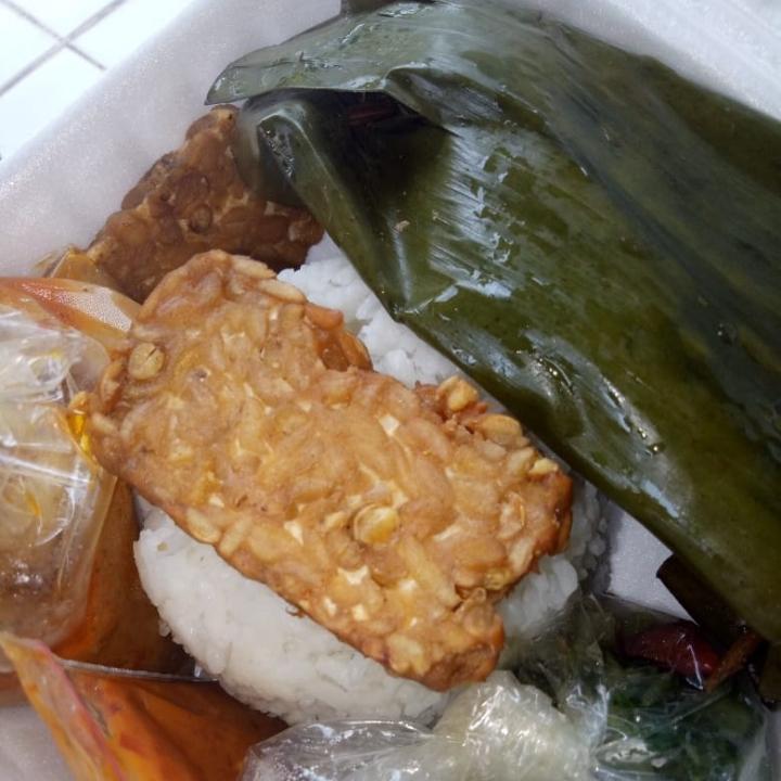 Nasi Ikan Pepes