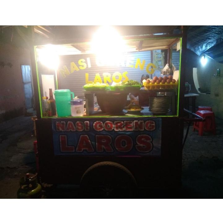 Nasi goreng Laros - Suwandak