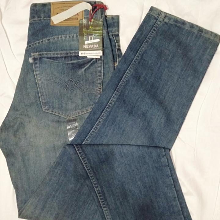 Nevada Celana Jeans Panjang Pria 02RS 2
