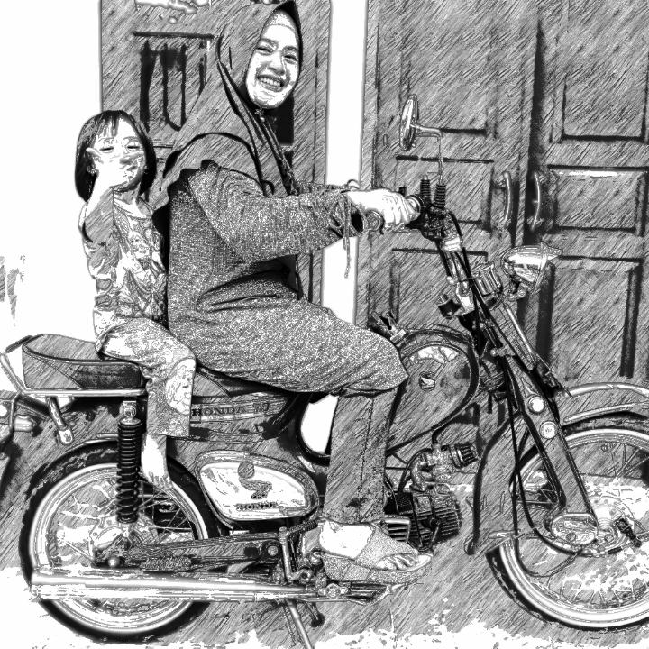 OJEK MUSLIMAH DO-CAR