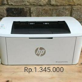 Printer Hp Laderjet Pro M15w Werles