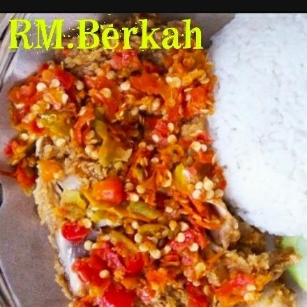 RM Berkah-Ayam Geprak