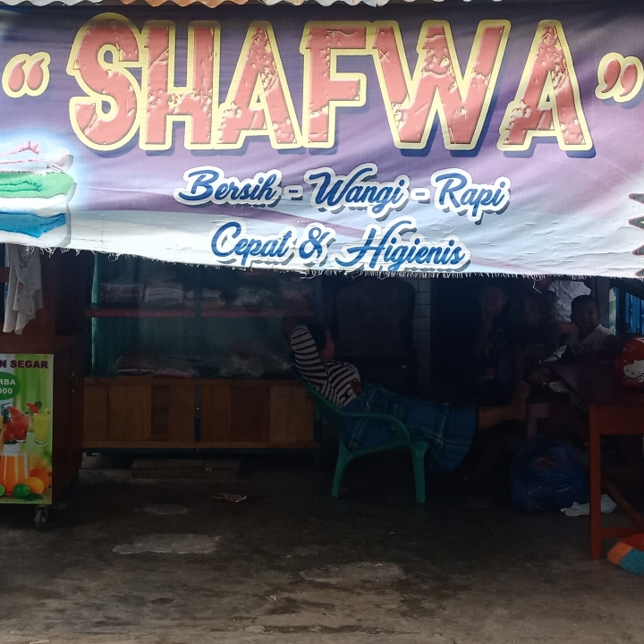 SHAFWA LAUNDRY