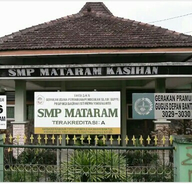 SMP MATARAM KASIHAN BANTUL
