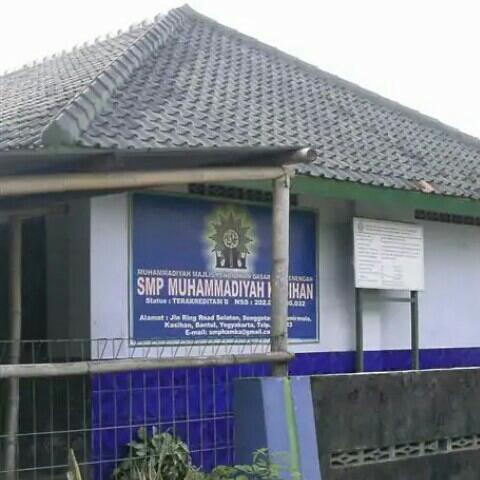 SMP MUHAMMADIYAH KASIHAN BANTUL