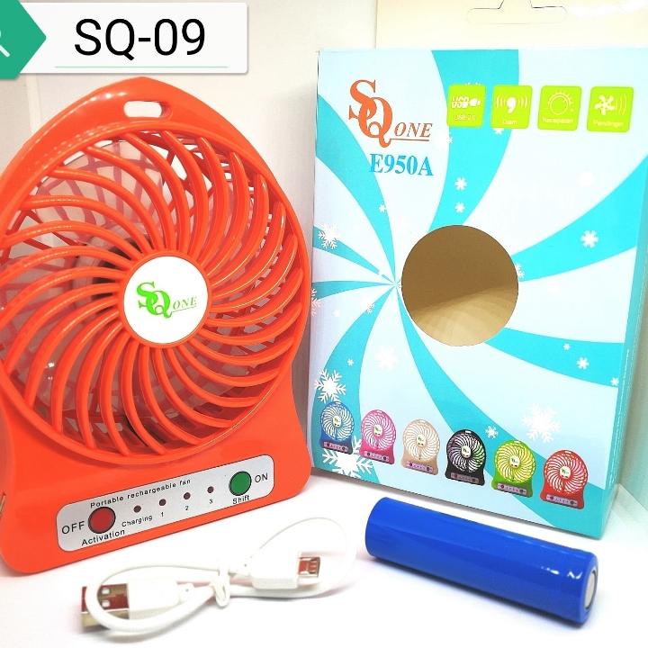 SQ09 USB FAN MINI