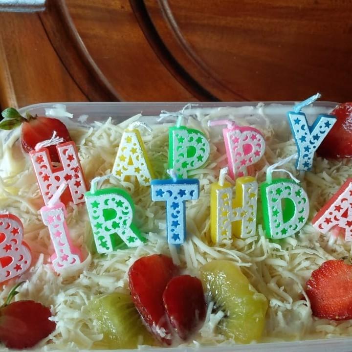 Salad Birthday
