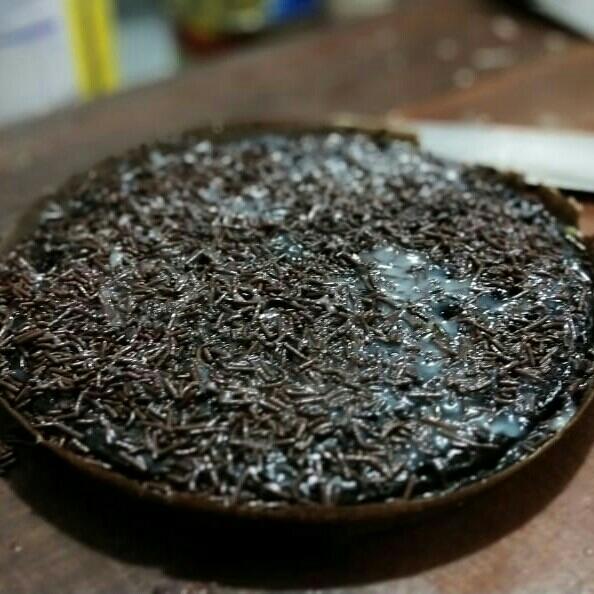 Terang Bulan Coklat Blacksweet