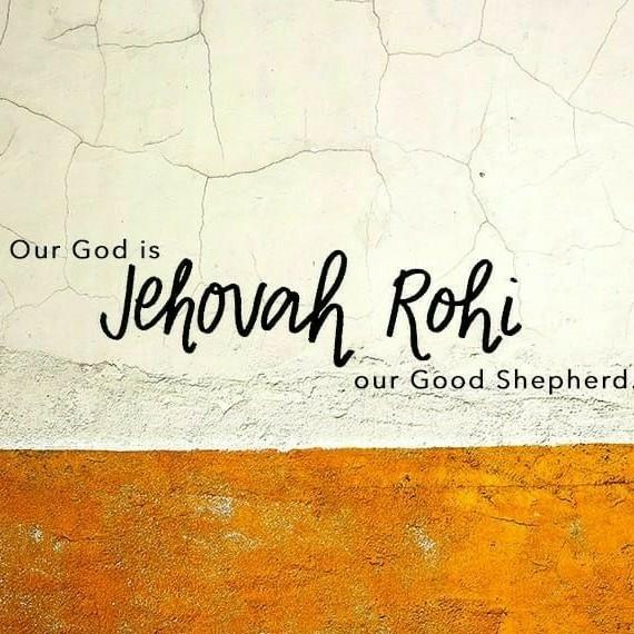 Tuhan adalah Gembalaku