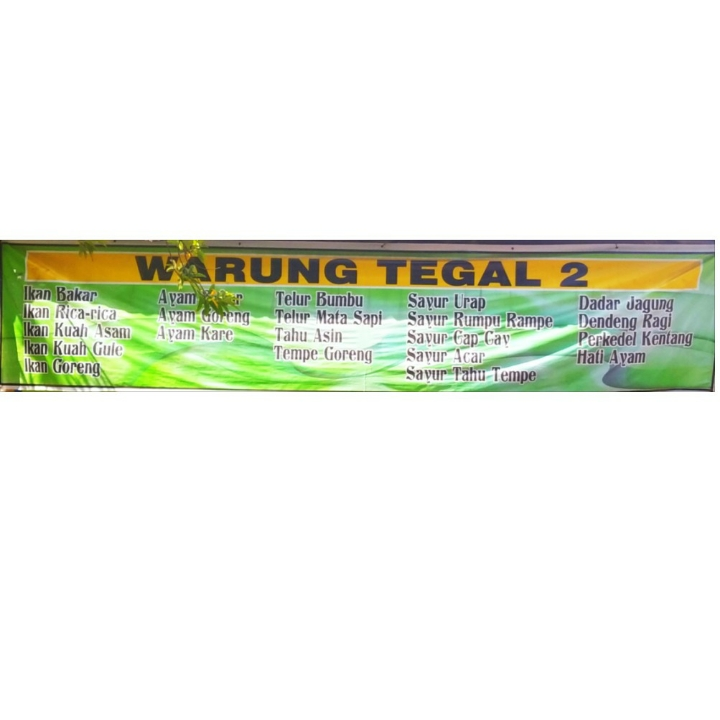 WARUNG TEGAL 2