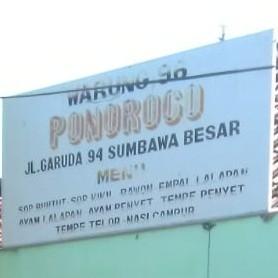 Warung 96 Ponorogo