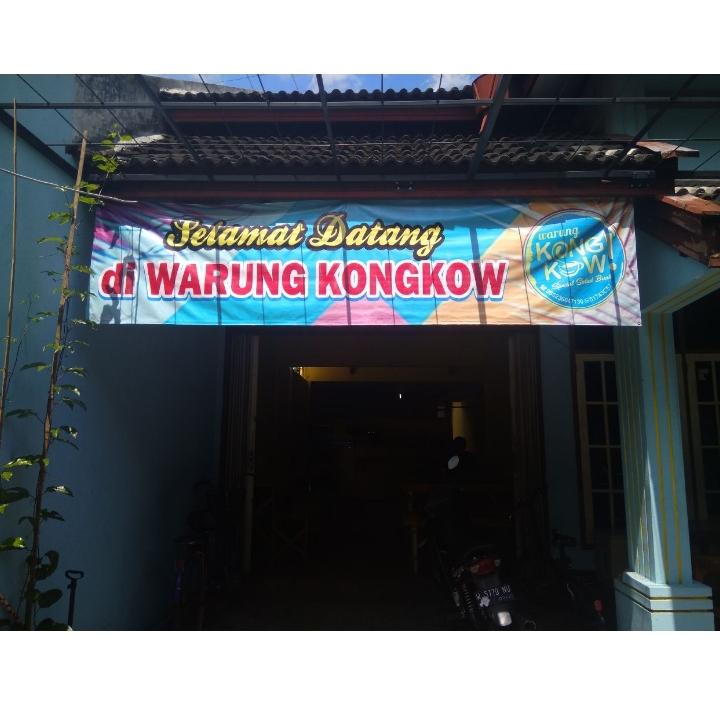 Warung Kongkow - Depan Stkip